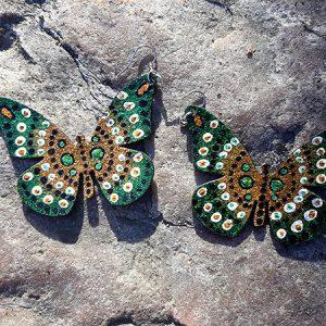 perhoskorvakorut vihreakulta